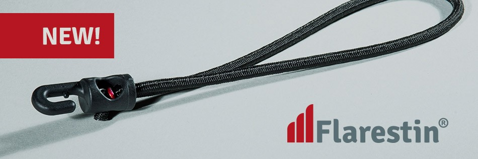 Spannfix 4 mm now in flame resistant!